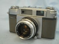 '  CROWN ' Mamiya CROWN Vintage Rangefinder Camera -RARE GREY COVERED VERSION- £34.99
